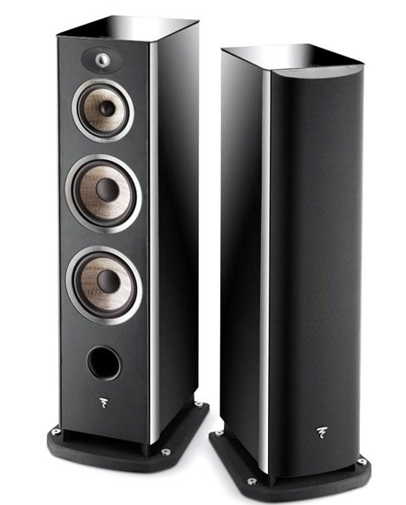Focal Aria 948 Black Style